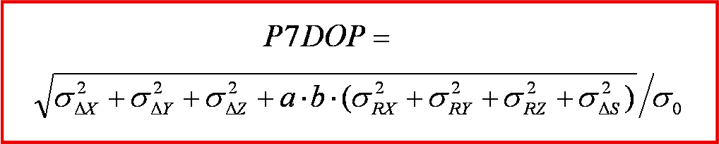 P7DOP Equation